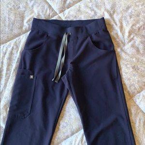 Figs Small Kade Cargo Scrub Pants